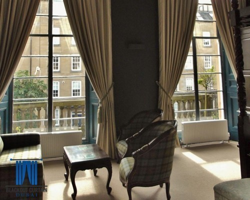 Hotel Curtains Dubai