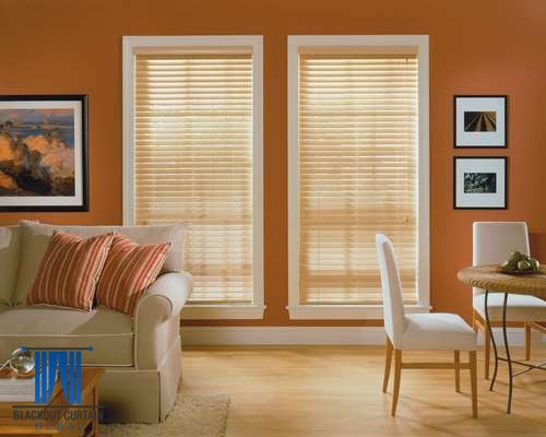 Wooden Blinds Dubai