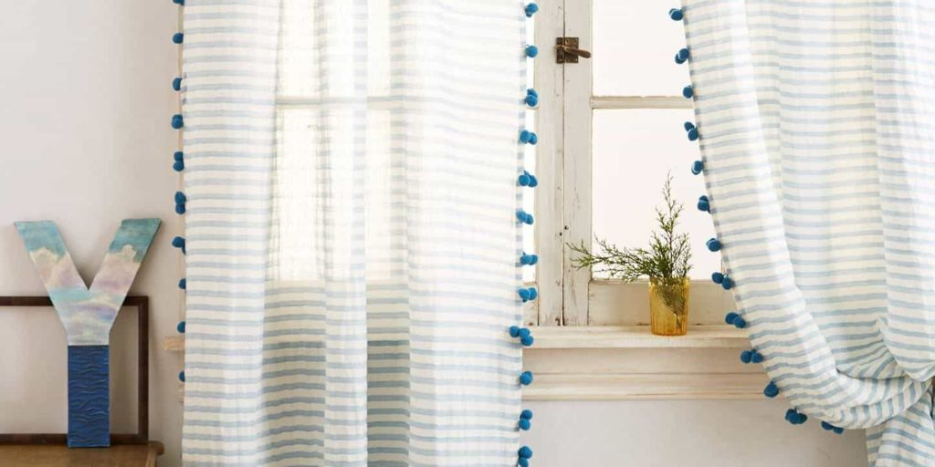 Budget Friendly Curtains