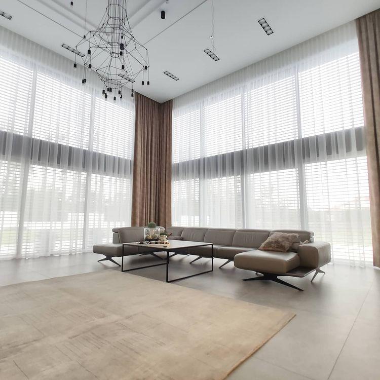 Motorized Curtains Dubai