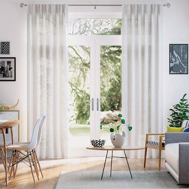 Trendy Sheer Curtains