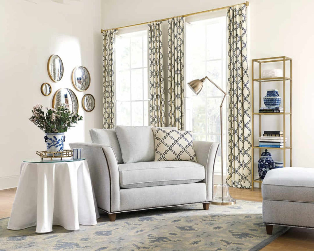 5 Ways to Use Curtain Rods
