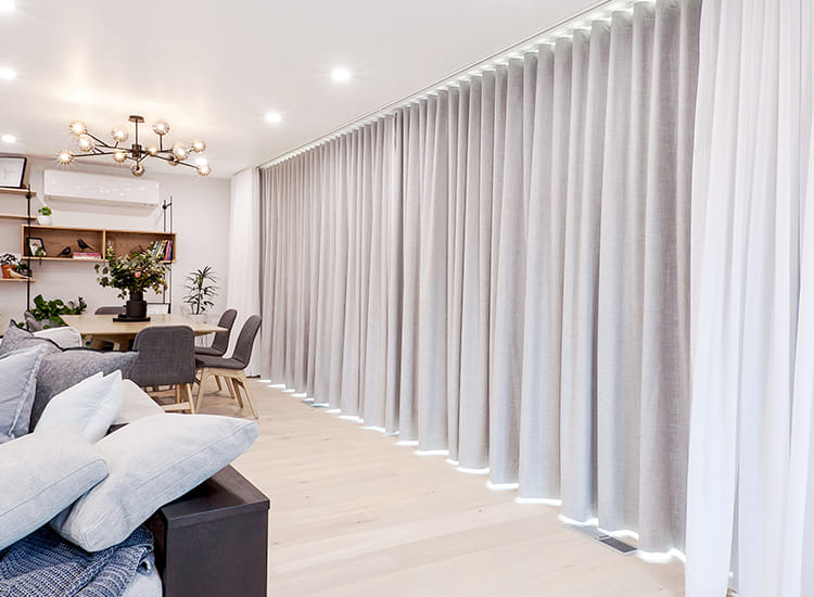 How to clean blackout curtains